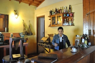 Kawiarnia dla turystów